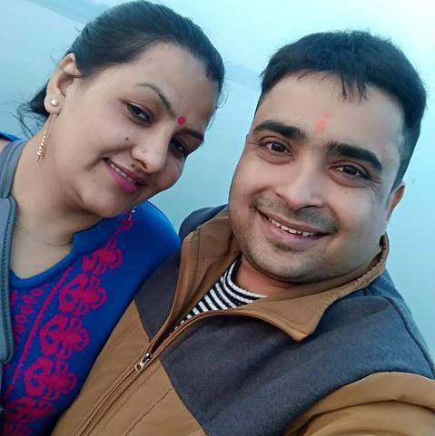Sanjay and Lakshmi Sadiq